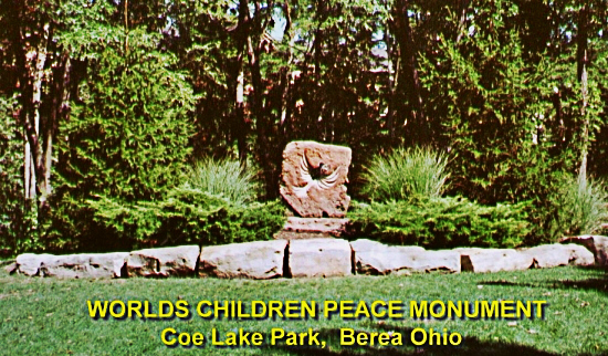 Worlds Children Peace Monument Ambassador Renate Iceality
